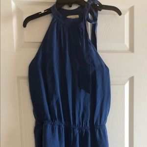 NWOT Cloth and Stone Mid cropped jumpsuit